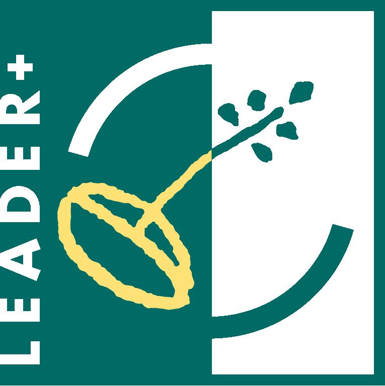 Leader logo for mobile phone screens