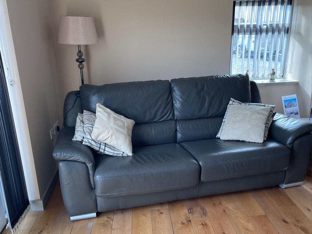 Ryeland Barn living room 2021